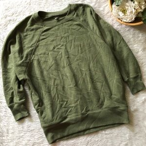 Aerie Green Sweater